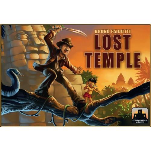 Lost Temple by Bruno Faidutti