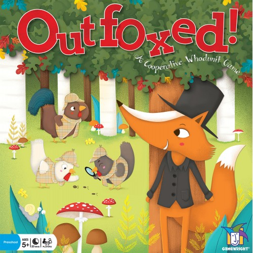 Outfoxed (Gamewright)