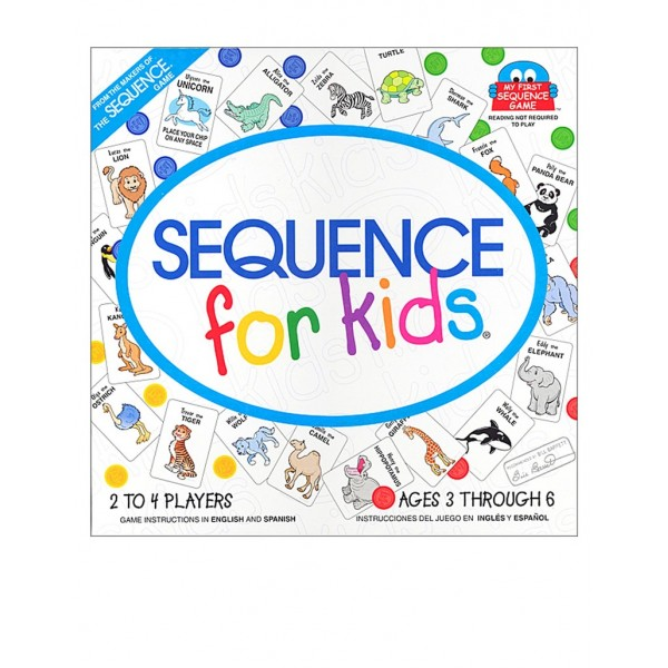 Boardgames Sequence For Kids