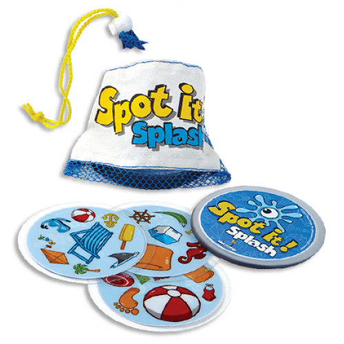 Spot It! Splash - Waterproof!