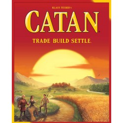 Catan - 5th Edition (pka Settlers of Catan)
