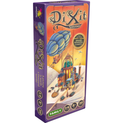 Dixit Odyssey expansion