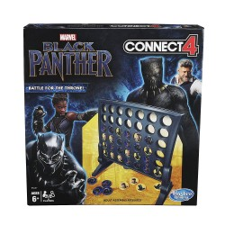 Connect 4 - Black Panther