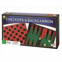 Checkers & Backgammon