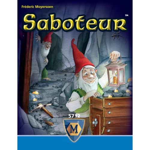 Saboteur - Mayfair Games Edition