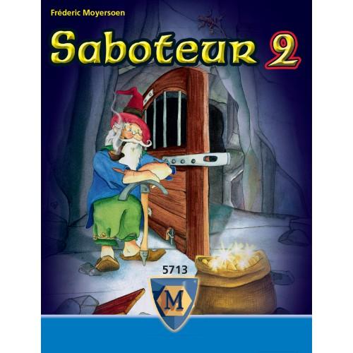 Saboteur 2 - Mayfair Games Edition