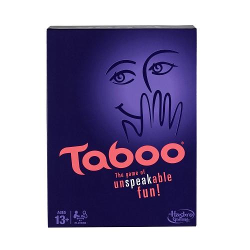 Taboo by Hasbro